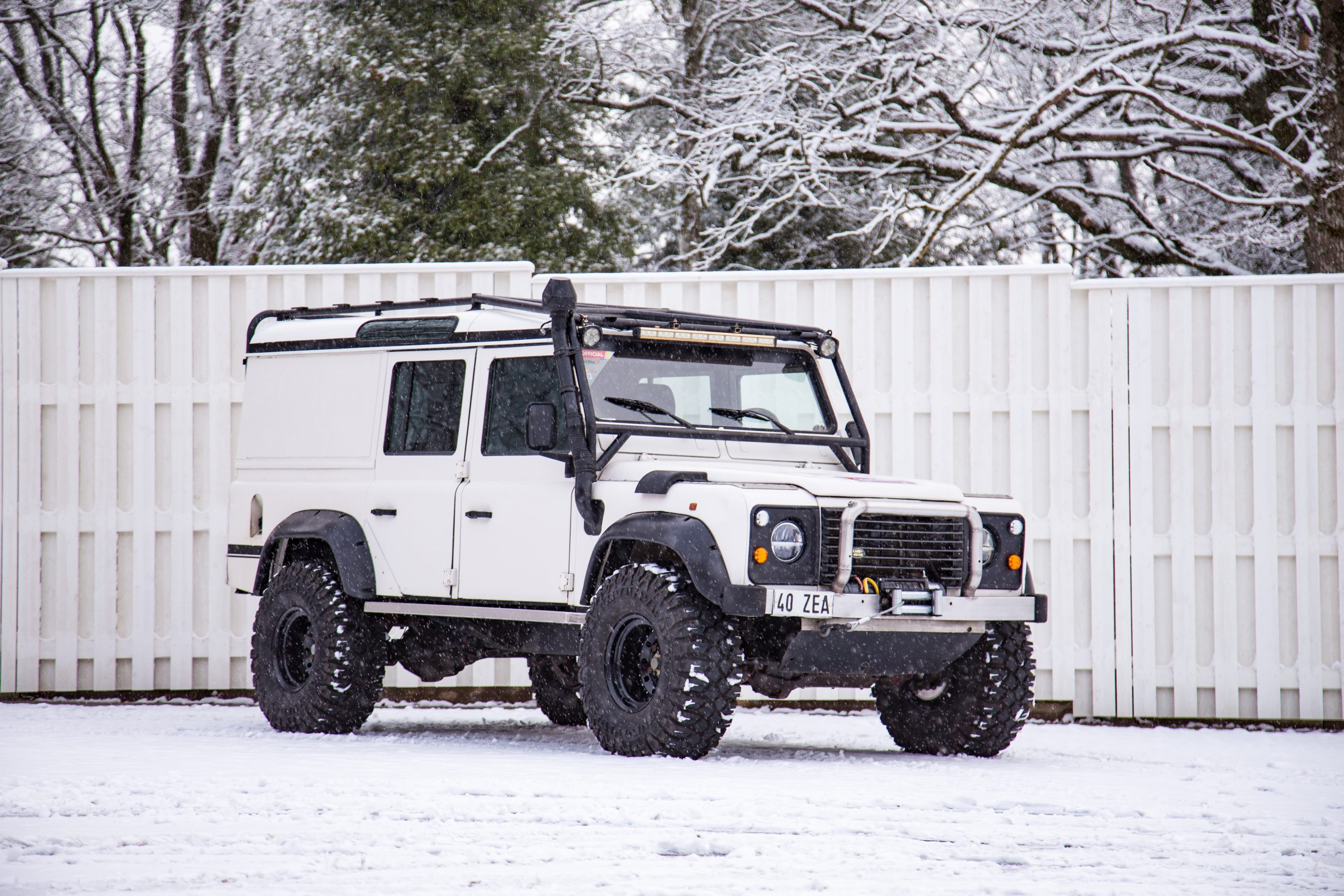 Land Rover Defender 110 300TDi '99